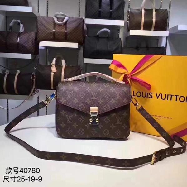 Сумка женская 2019 новые кожаные сумки портативные моды простая сумка небольшого п фото
