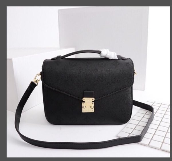 brand female bag flower luxury design composite bag lady handbag shoulder bag lady purse with purse (508977184) photo