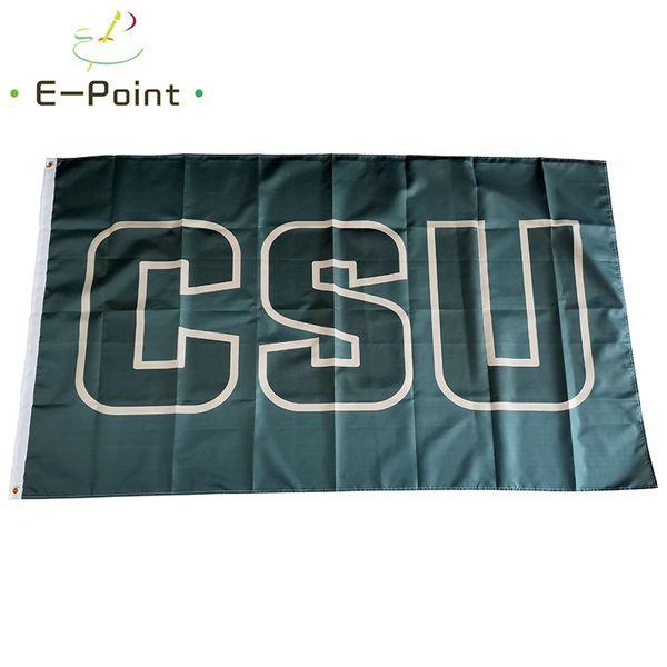 Флаг NCAA штата Колорадо Рамс Новый полиэстер Флаг 3FT * 5ft (150cm * 90cm) Флаг Баннер украше фото
