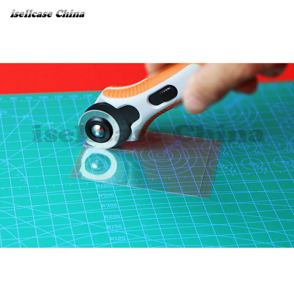 polarized light portable cutting roller cutter knife oca clipping polaroid trim trimmer adhesive paper cutter tool (492364978) photo