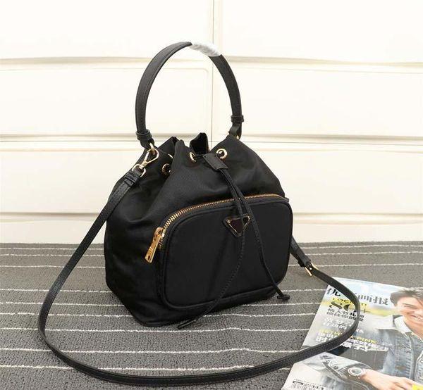 desigenr- bags canvas material bucket purse bag women shoulder designer mini purse bag fashion purse bags (544901994) photo