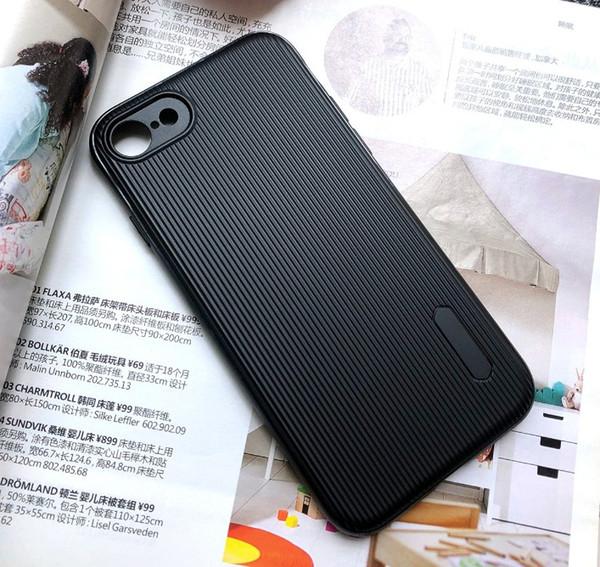 2020 SE чехол для мобильного телефона мода новый матовый TPU чехол для мобильного телефона iPhone SE вертикальные четыре угла Qixiang anti-fall чехол для мобильного телефона-02 фото