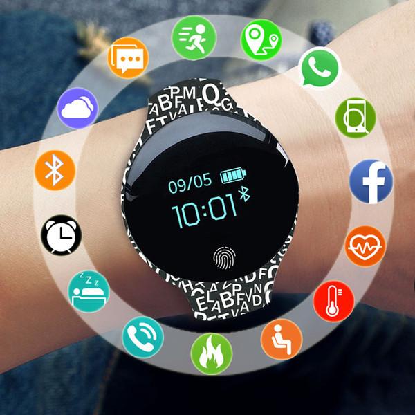Sanda Smart Watch Женщины Дамы Спортивные Электронные Светодиодные Цифровые Наручные Ча фото