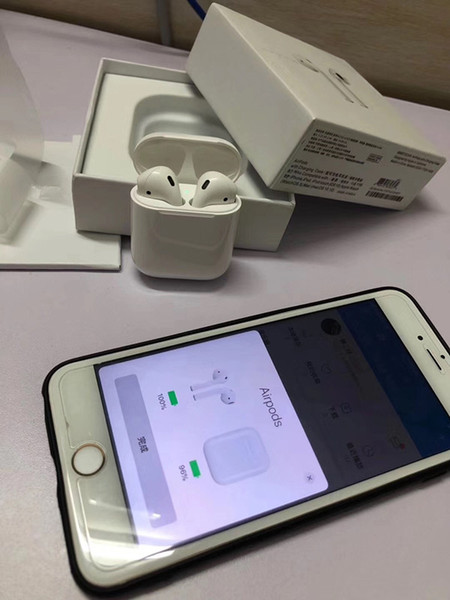 2019 new airpod  wirele   bluetooth connection earphone mobile phone head et  a good   quality