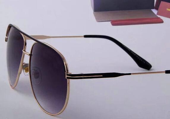 2019 Новый модельер мужчины и женщины солнцезащитных очки UV400 защиты Спорт Vintage солнцезащитных очков ретро очки с бесплатными коробками и футляры # 852 фото