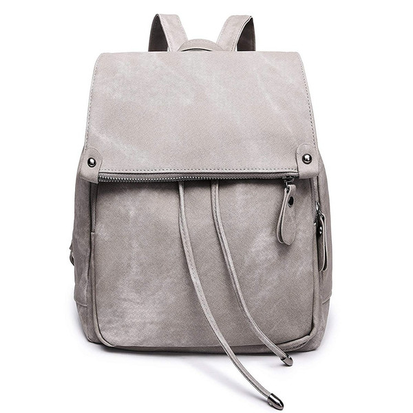 fggs-mini backpack women fashion leather cute backpack purse small (511244432) photo