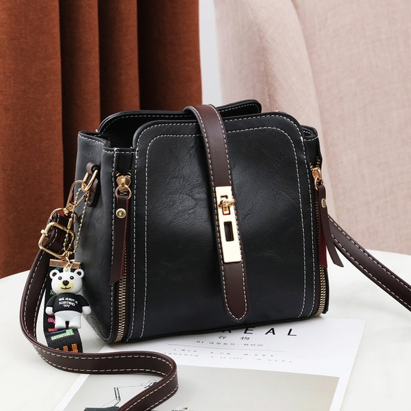 2020 lovely summer charming single shoulder package all-match cable satchel purses and handbags womens handbags and purses (542504143) photo