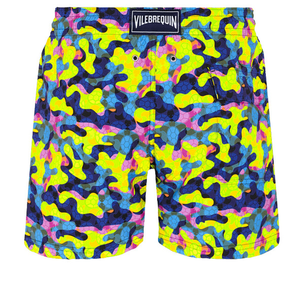 Vilebrequin MEN SWIMWEAR HERRINGBONES TURTLES Newest Summer Casual Shorts Men Fashion Style Mens Shorts bermuda beach Shorts 016