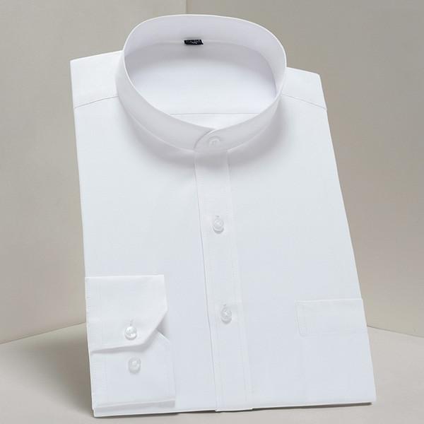 Camisas de vestido backvent