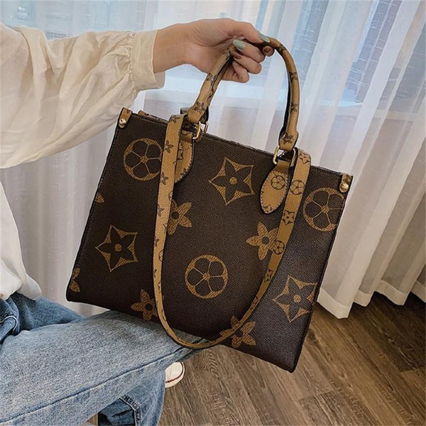 fashion bags 2019 new famous designer large capacity casual totes women purse and handbags luxury fashion shoulder messenger b (524162436) photo