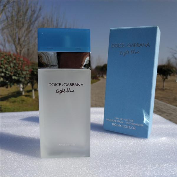 Новые женские духи синие стойкие ароматы парфюмерия леди макияж здоровья аромат фото
