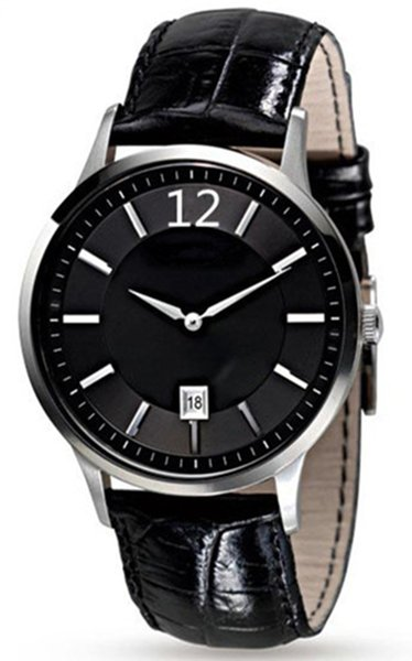 Dreama new fa hion per onality black belt bu ine quartz watch waterproof watch ar2463 ar2411 whole ale dhl hipping