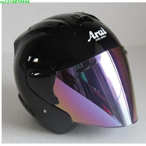 2017 топ горячий ARAI шлем мотоциклетный шлем полуоткрытое лицо casque мотокросс РАЗМЕР фото
