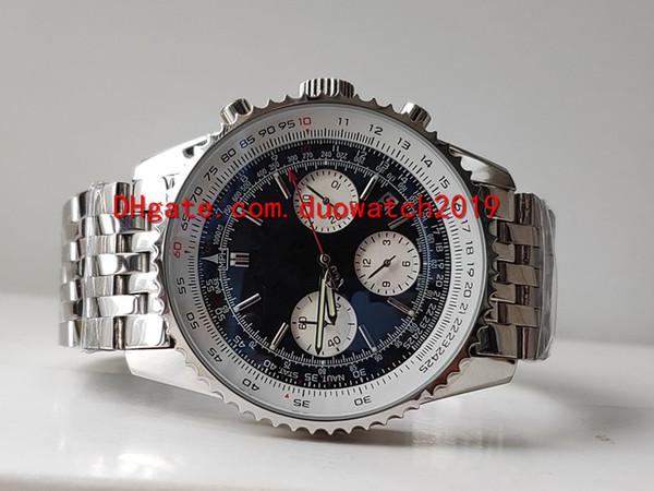 Лучшие продажи Бизнес часы Мужские часы Лучшие часы качества 45 мм Navitimer AB031021 / BF77 / фото