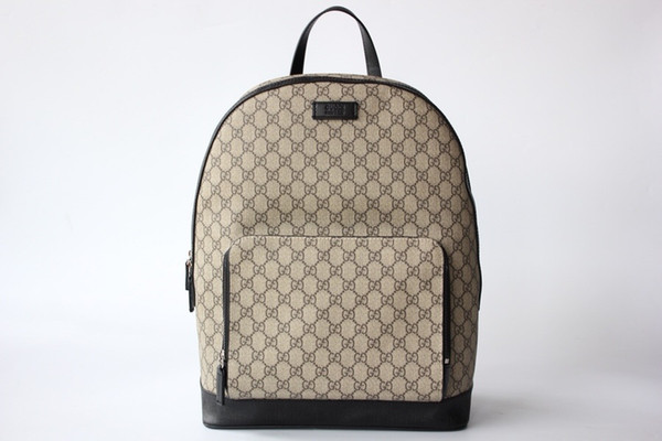 Top-Qaulity 406370 размер 31.5..41..14.5cm Италия Дизайнерская мода Рюкзак сумка Шелковая подкла