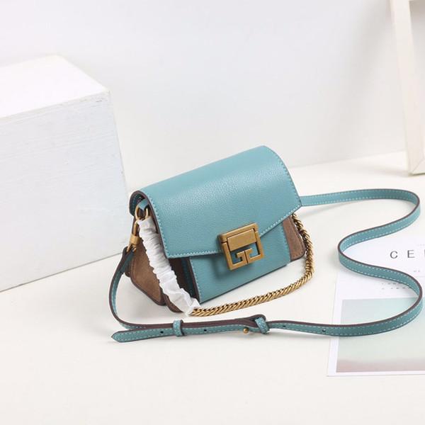 Дизайнерская роскошная сумочка-кошелек из натуральной кожи высокого качества женская сумка Messenger 2019 модного бренда, дизайнерская сумка через плечо