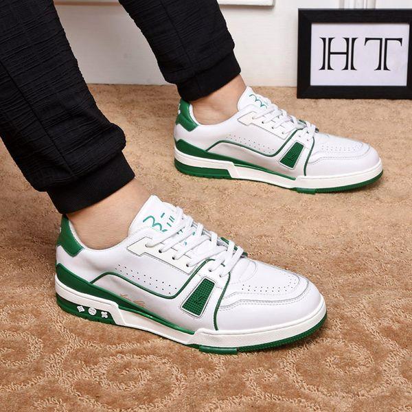 Мужская обувь высокого качества Спортивные кроссовки с оригинальной коробкой 2019