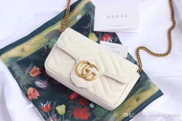 Горячая matelassé мини-сумка кошелек плечо роскошный дизайнер леди сумка кожаный бум