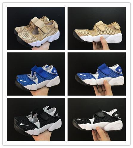 2019 Новый Shell Head Boy Girls Кроссовки air Rift Обувь Детская Детская Обувь Новая Мода Кроссо