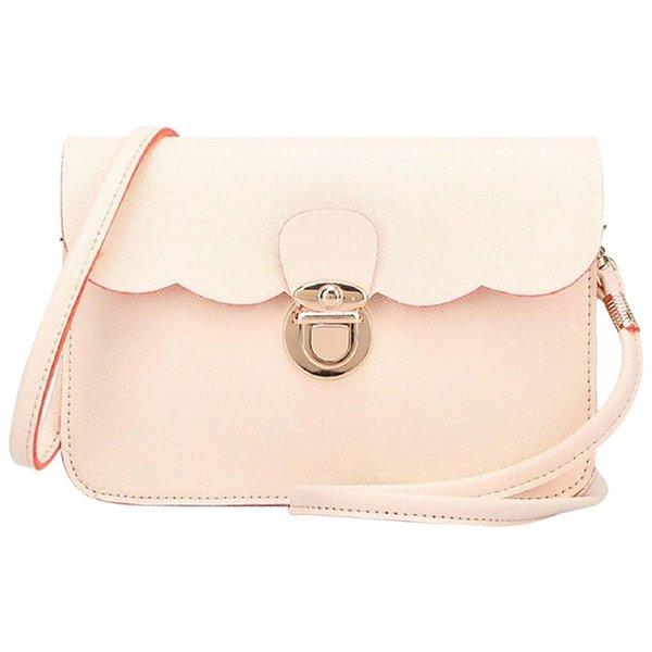 fashion women's pu leather shoulder bag clutch handbag tote purse hobo messenger (481843663) photo