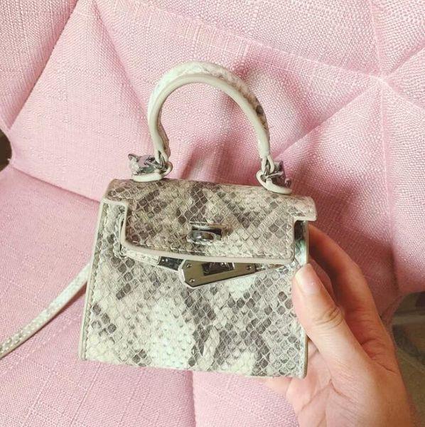 new style designer luxury handbags purses mini shoulder bag girl corssbody bag children kelly bags ladies summer bags (538002234) photo