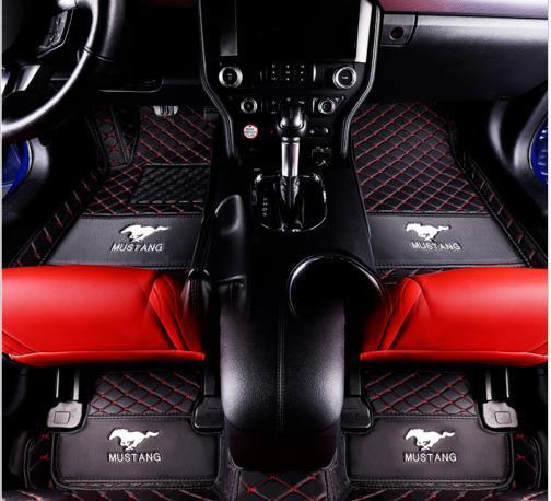 Автомобильные коврики все Ford Mustang 2011-2019 автомобильные коврики Taurus фото