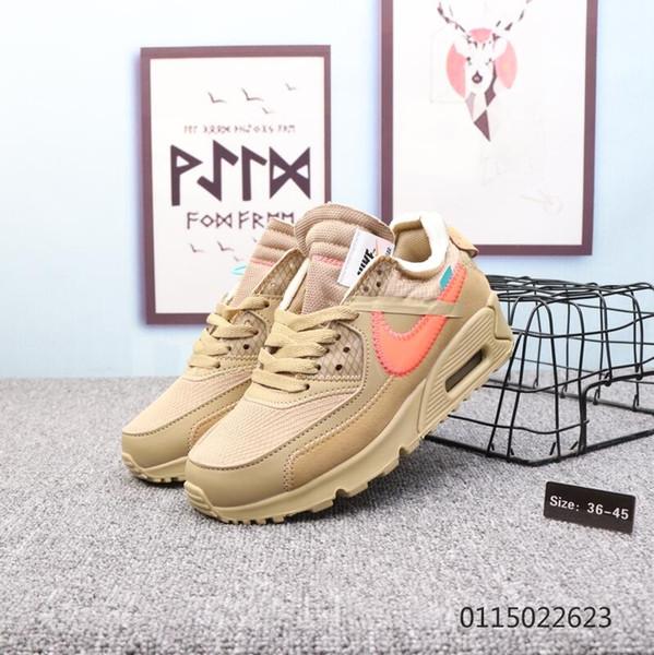 Mens 2019 90 Off кроссовки кроссовки Man Desert Ore Brown Airing Модельеры класса люкс Классические 90-е годы Спортивная обувь со скидкой