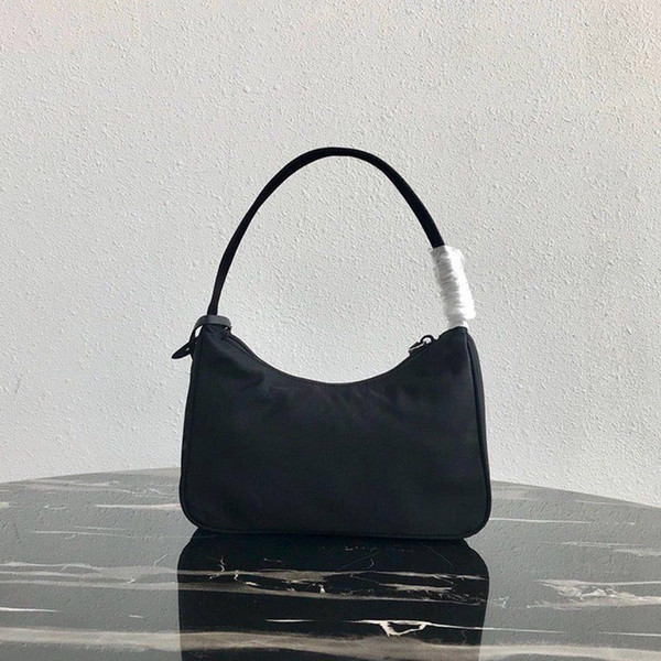 2020 new hobo bag luxury handbags women casual nylon small purse fashion brand designer shoulder bags (530115212) photo