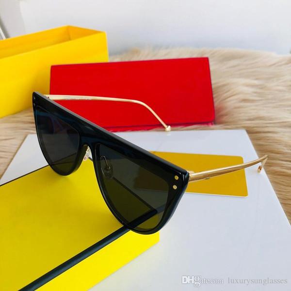 0372 Солнцезащитные очки для женщин Модельер Популярные Очаровательные очки солнцезащитные очки верхнего качества Защита от ультрафиолетовых лучей солнцезащитные очки поставляются с пакетом фото