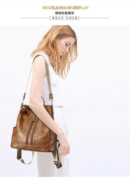 backpack women backpack purse school bags for teenage girls mochila feminina kanken back pack (528170927) photo