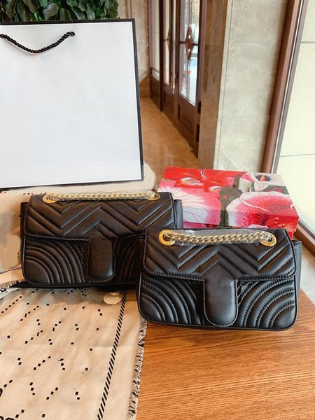 designer luxury handbag purse chain strap shoulder crossbody bag pu leather heart great good purse bag with box (522187308) photo