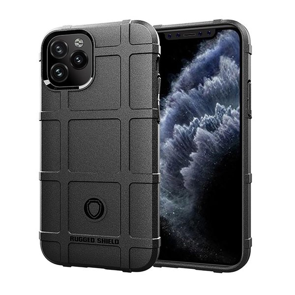 Прочный щит чехол для iphone 11 Pro XR XS Max Silicone Брони Чехлы для Samsung Galaxy Note 10 Plus S10 S10e фото