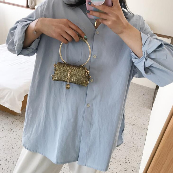 ladies sequins chian shoulder bags mini crossbody bags new style wholesale girl dating bag designer luxury handbags purses (541748214) photo