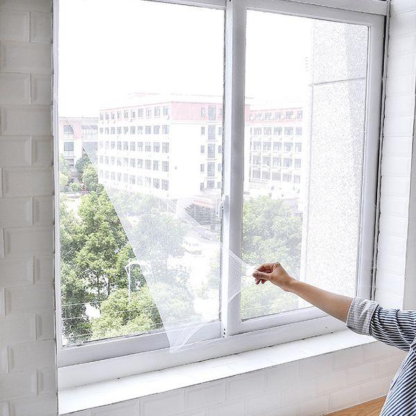 Окно насекомое большой комар Муха окно москитная сетка двери ошибка чистая сетки экрана занавес протектор москитных сеток своими руками насекомые фото