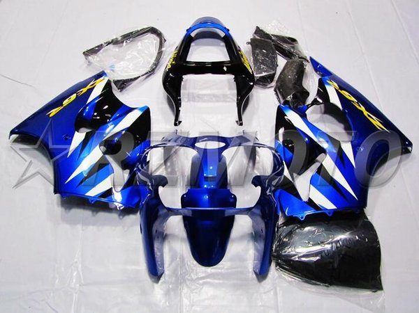 Новый ABS обтекатели комплект подходит для Kawasaki Ninja ZX636 ZX-6R ZX-636 636 6R ZX6R 00 01 02 ZZR600 2000 2001