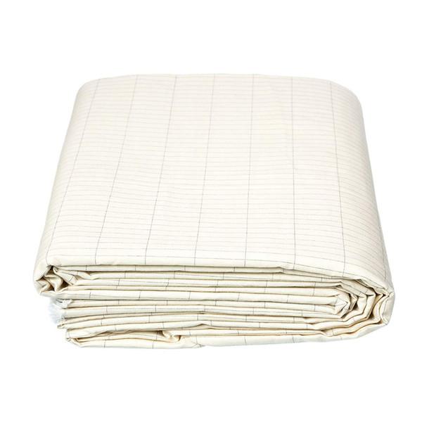 Серебряная ткань для заземления / заземления. Сделайте свои собственные токопров фото