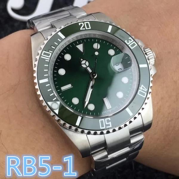 luxury famous swiss brand RB5 watch men mens designer watches mechnical movement wristwatches sapphire crystal glass size 40mm (maizhongbag) Olathe Prokupka products
