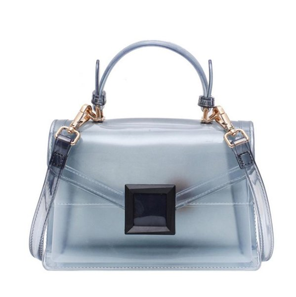 purses and handbags jelly bag 2020 transparent shoulder bag (541253482) photo