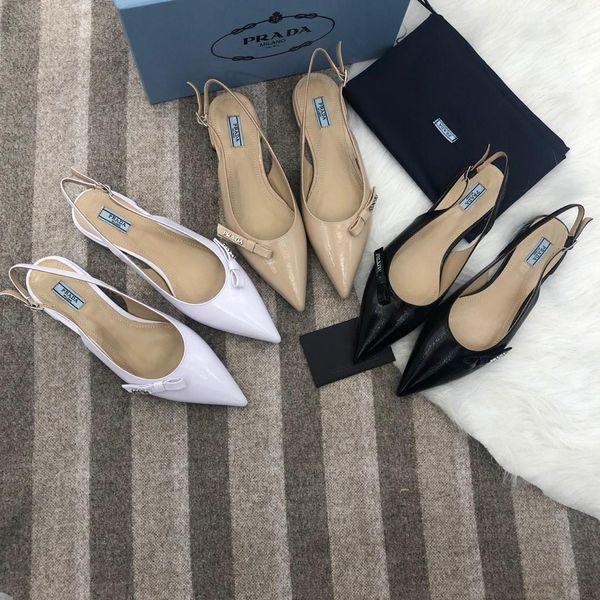 Летние женские босоножки на высоком каблуке итальянского бренда заостренные лакированная кожа мода женская повседневная обувь бесплатная доставка 35-41 размер