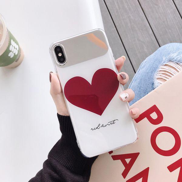2019 late t ultra thin for iphone 6  plu  mirror ca e make up de igner phone ca e  oft tpu for iphone x  max ca e