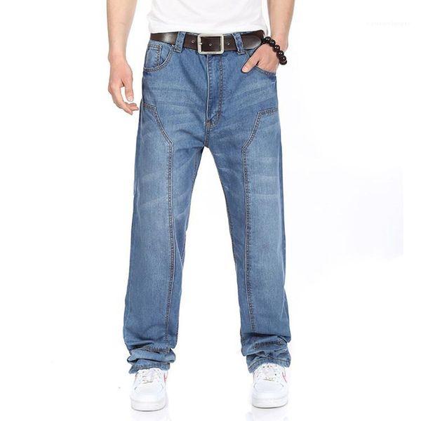 Designer Jeans Spring Autumn Teenager Plus Size Hip Hop Pants Men Male Clothing Mens 2020 Luxury