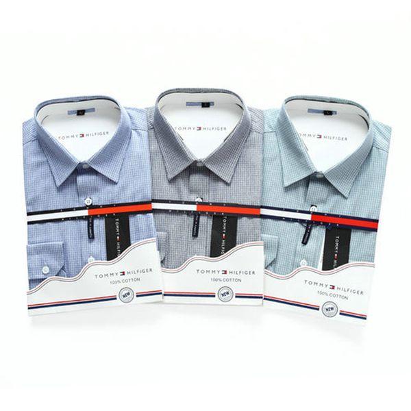 Luxury mens designer long sleeve shirts firmate business dress shirts fashion casual brand shirt print slim shirt homme button up 109 фото
