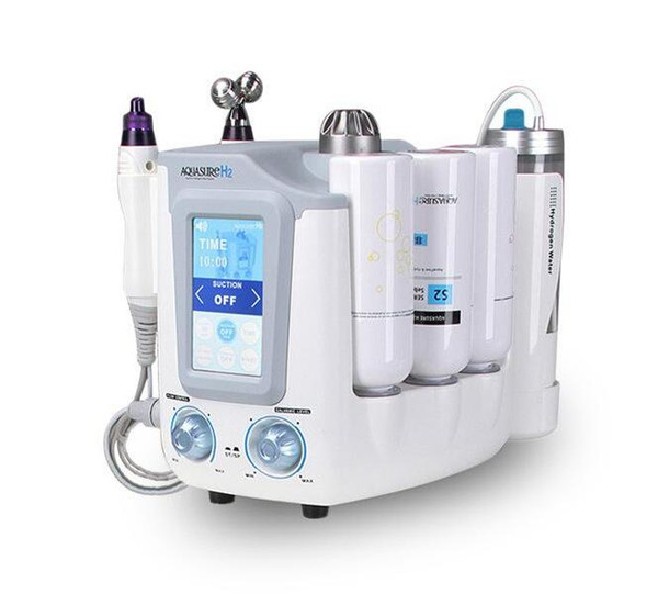 3 in 1 hydra aqua facial cleaning aqua ure h2 hydrodermabra ion aqua peel machine