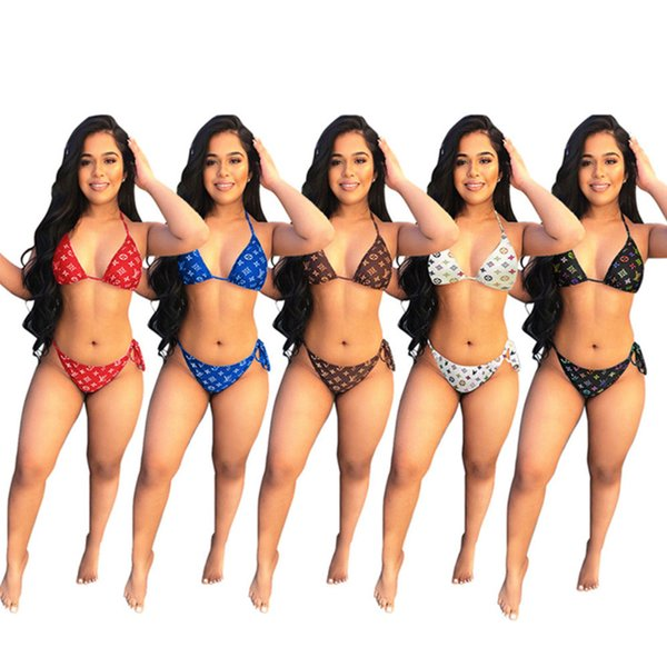 designer brand womens bra bikini fashion swimwear sexy swimsuit bathing suit beachwear high quality summer Bikini