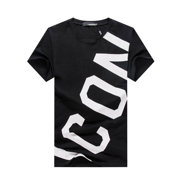Fashion Casual T Shirt Men Streetwear Luxury Designer T Shirts For Mens Tee Shirts Letter Embroidery Men Tops Short Sleeved Tshirts 3XL PP07