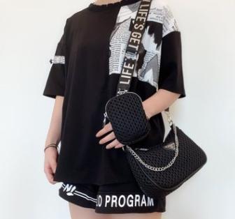 designer luxury handbags purses wholesale new fashion crossbody bag fashion underarm bags chains girl shoulder bags (543607821) photo