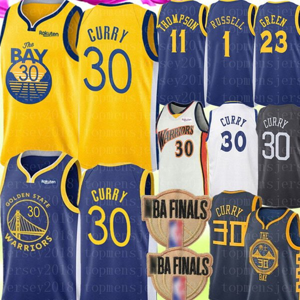 2020 new  tephen 30 curry jer ey ncaa univer ity d  039 angelo 1 ru  ell klay 11 thomp on draymond 23 green ba ketball jer ey