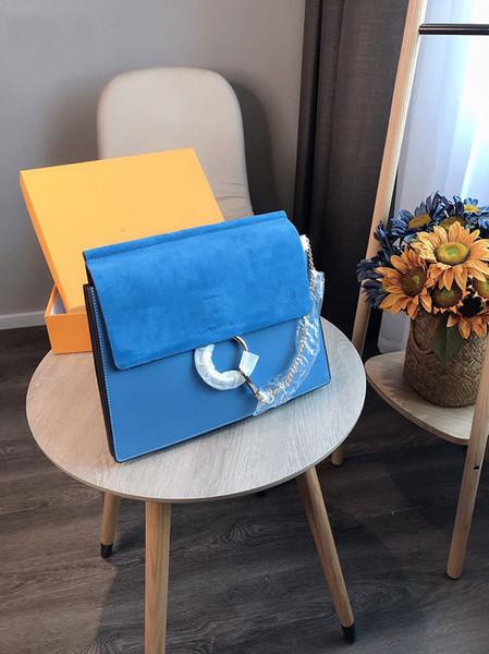 designer luxury handbag purse chloa fashion totes ring style nil designer ladies purse women luxury purse handbags with box (544962322) photo
