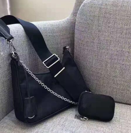 luxury designer bags nylon waistbag chest bag purse match fabric tote handbags wallet belt tote parachute fabric bag crossbody purse (506201126) photo