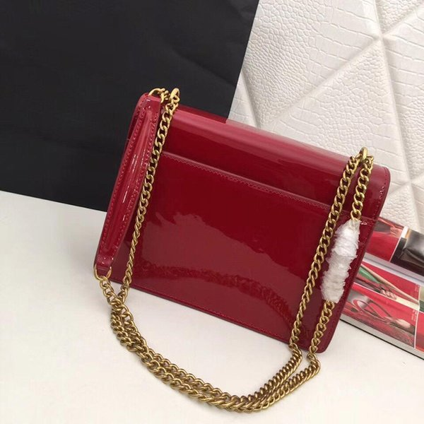 designer-luxury handbag purse y chain strap purse shoulder crossbody messenger women designer handbag fashion totes purse bag (502962358) photo